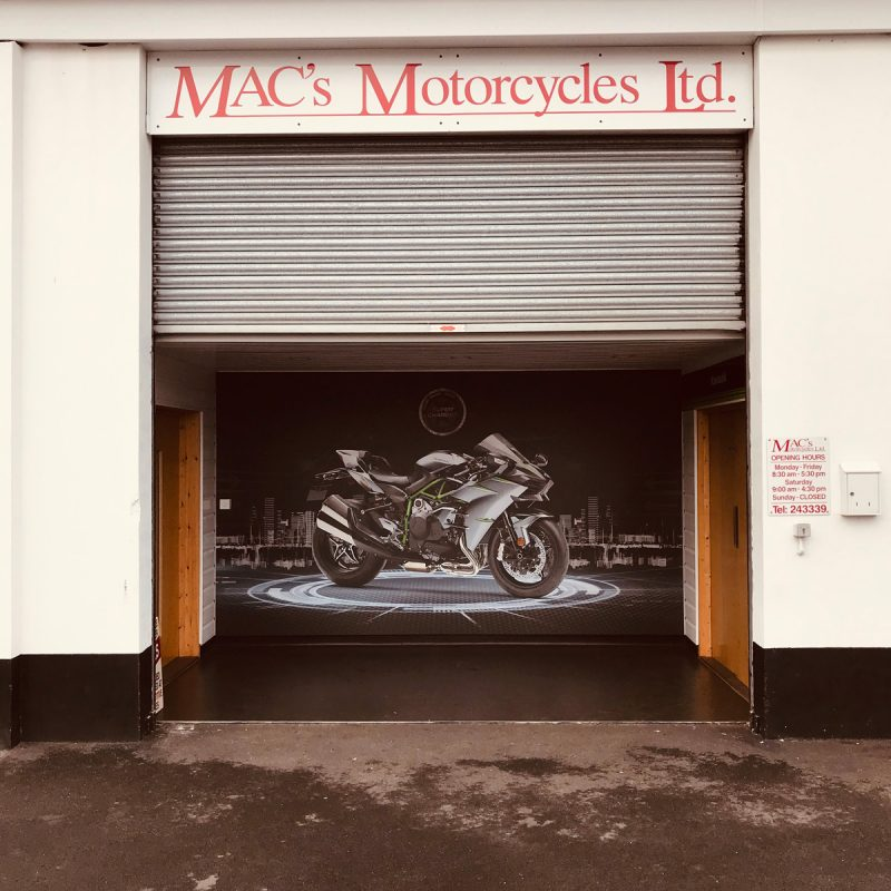 Mac's Motorcycles Guernsey